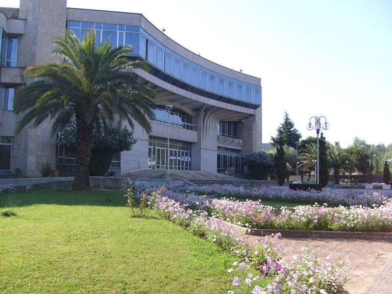 Tirana, Palace of Congresses