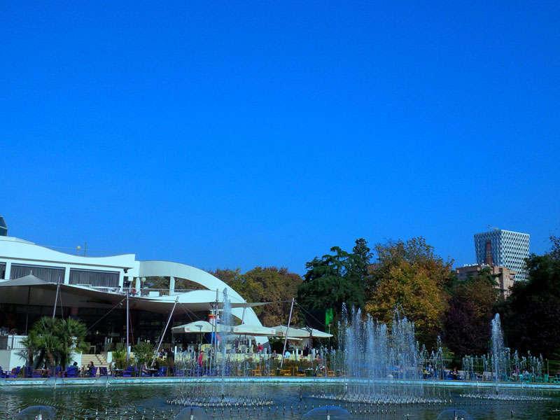 Parku Rinia Tirane, Kompleksi Tajvan Tirane