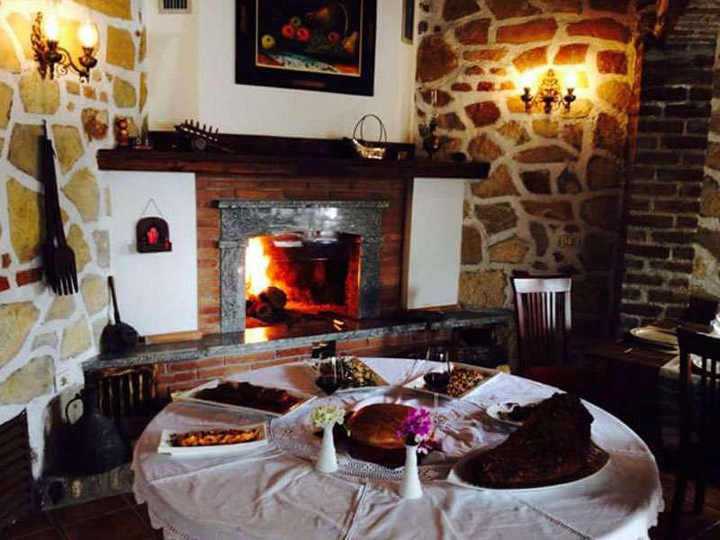 Etnik Restaurant Tirana Albania