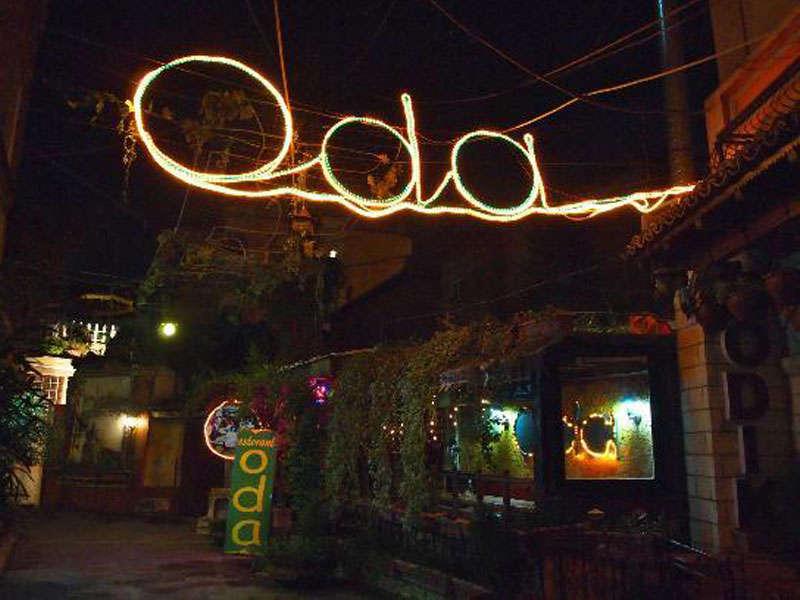 Oda Restaurant in Tirana
