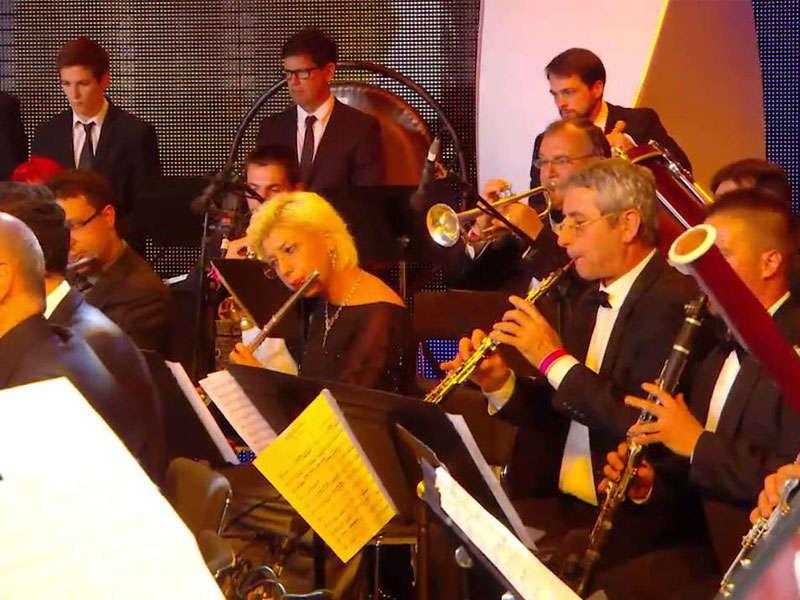Tirana Albania Symphony Orchestra