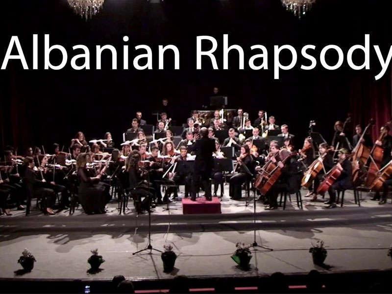 L'Orchestra Nazionale Sinfonica Tirana