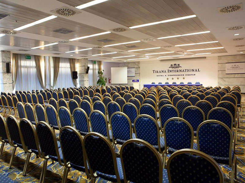Business Meetings in Tirana international Center