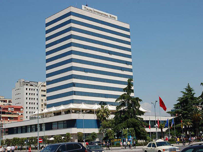 Tirana International Center in Albania