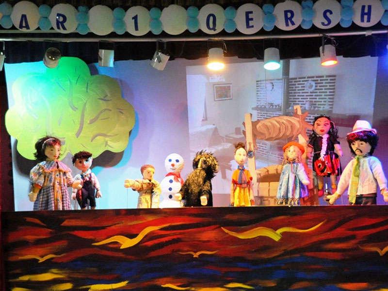 Il Teatro delle Marionette Tirana