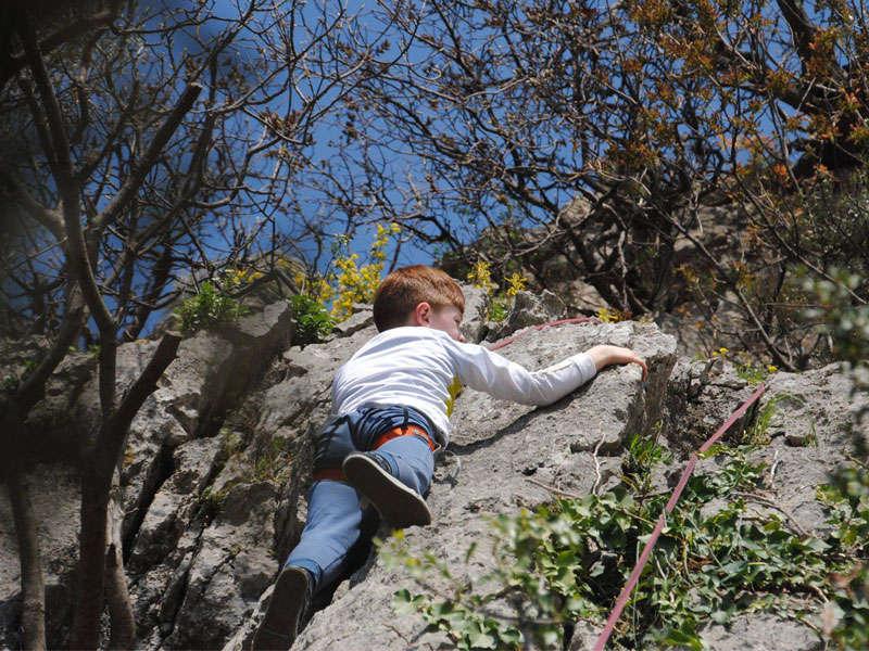 Rock Climbing Tirana