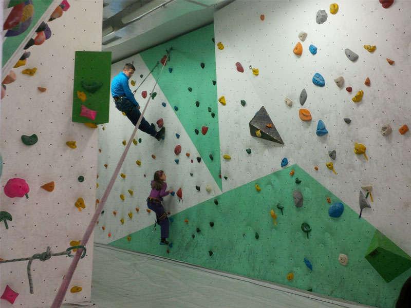 Tirana Rock climbing