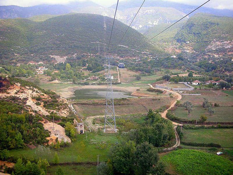 Mount Dajti National Park Tirana