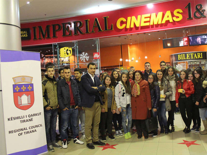 Imperial Cinema a Tirana