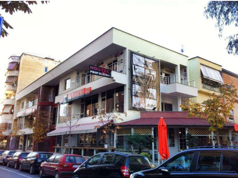 hostels in Tirana