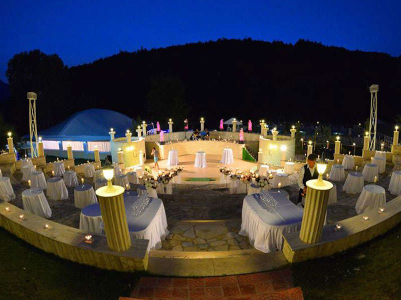 Resort Theater Park Kame Tirana
