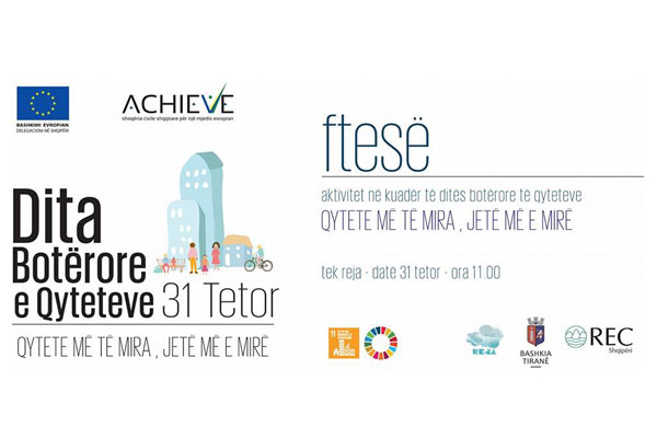 Dita e Qyteteve Tirane