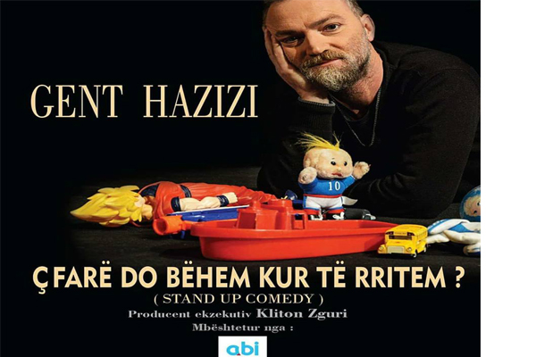 Çfarë do bëhem kur të rritem nga Gent Hazizi, Shfaqje teatrale ne Tirane, shfaqje teatri ne Tirane, teater ne Tirane, evente ne Tirane, aktivitete ne Tirane