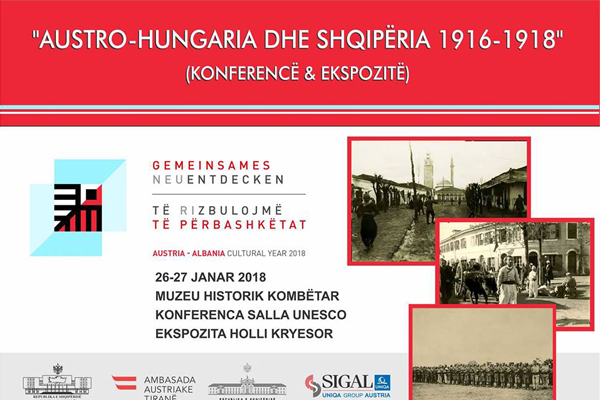 Austro-Hungarian and Albania in 1916-1918 exhibitions in Tirana, exhibitions in Tirana, cultural events in Tirana, Tirana events, Tirana activities