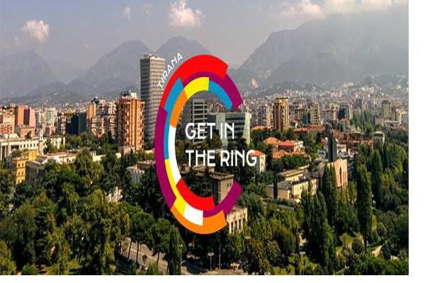 Get in Ring Tirana