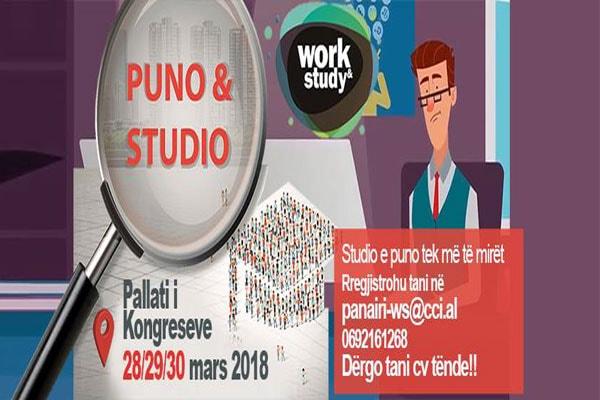 Panairi Work & Study tirana