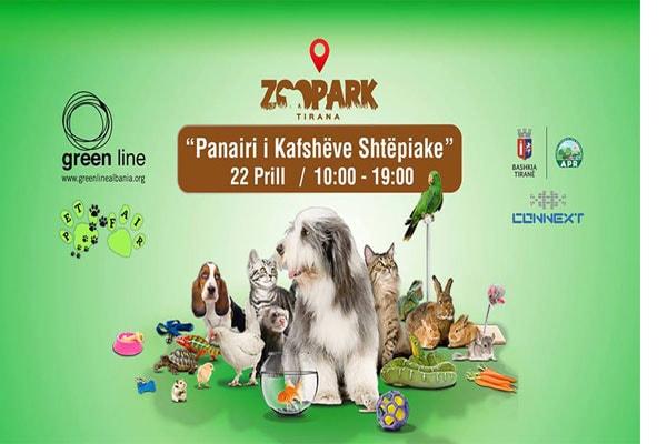 Pet Fair - Panairi i Kafshëve Shtëpiake Tirana