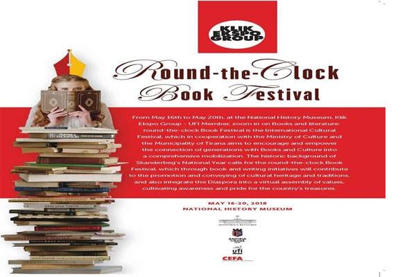 book fairs in Tirana