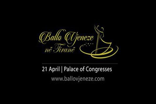Viennese Ballo in Tirana
