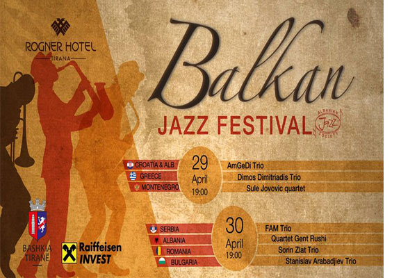 Festivali Ballkanik i Jazz Tirana