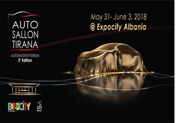 Auto Sallon Tirana 2018
