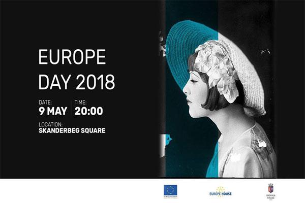 Europe Day 2018 Tirana
