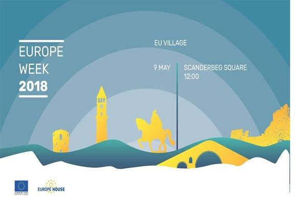EU Village sheshi Skenderbej