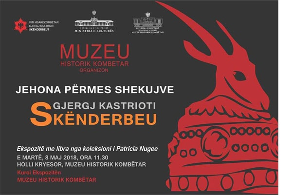 Skenderbeu Muzeu Kombetar Tirane