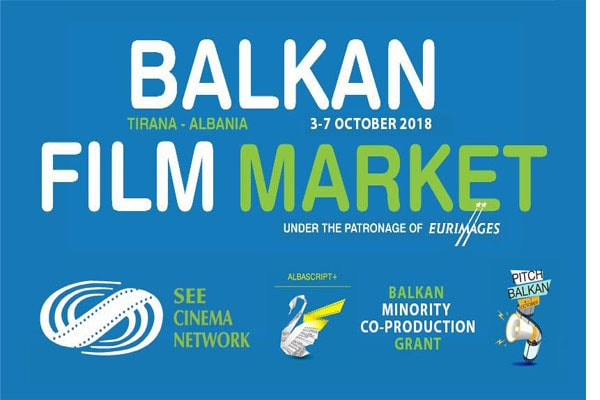 Balkan Film Market Tirana