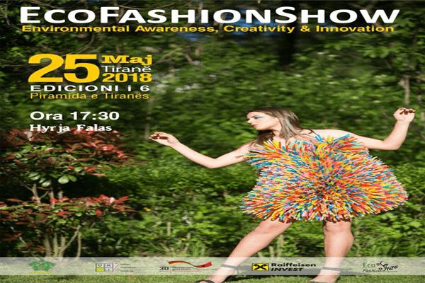 Eco Fashion Show 2018 Tirana