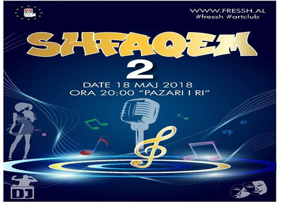 New artists show at New Bazzar Tirana