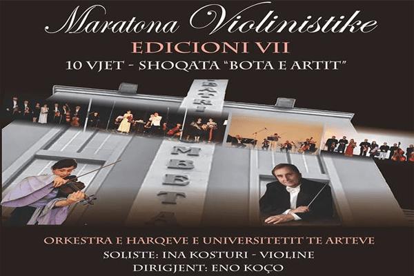 Maratona e Violines