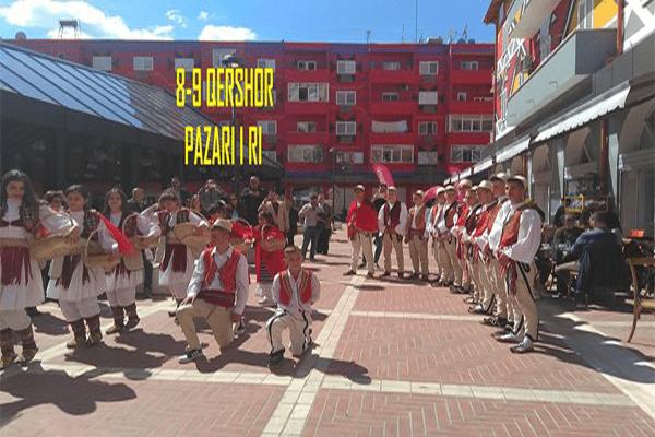 Ditet Dibrane dhe Matjane ne Tirane