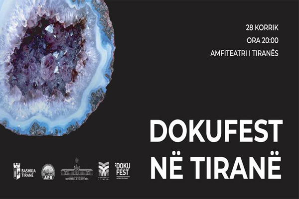 DokuFest in Tirana, events in Tirana, summer cinema Tirana