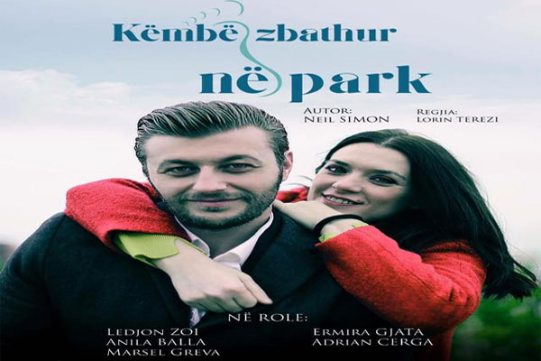comedy bend in the park, theatre in tirana, events in tirana