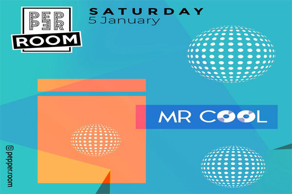 Music by MR COOL at Pepper Room