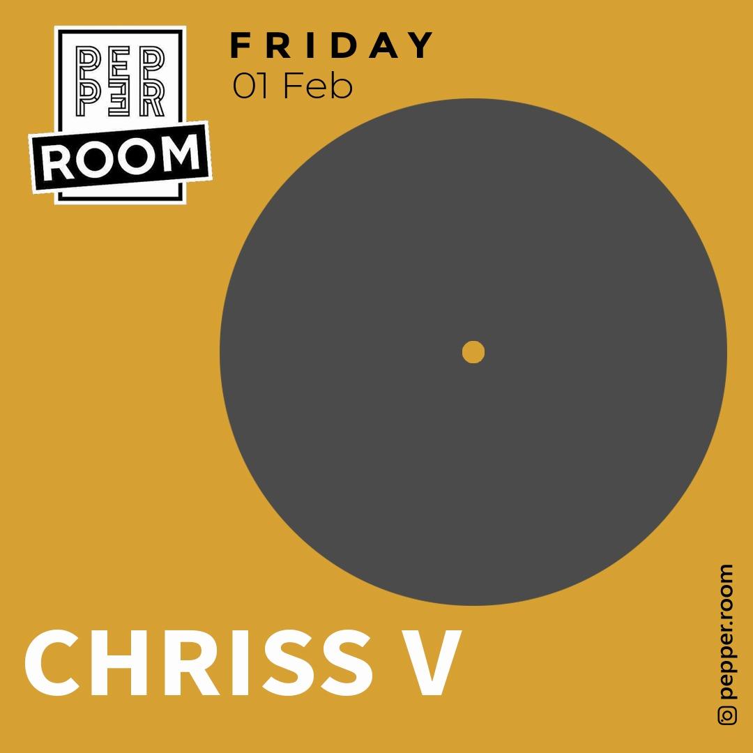 Music by Chriss V at Pepper Room