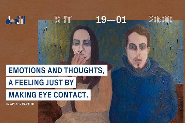 Ekspozitë pikture nga Arbnor Karaliti në Destil Hostel