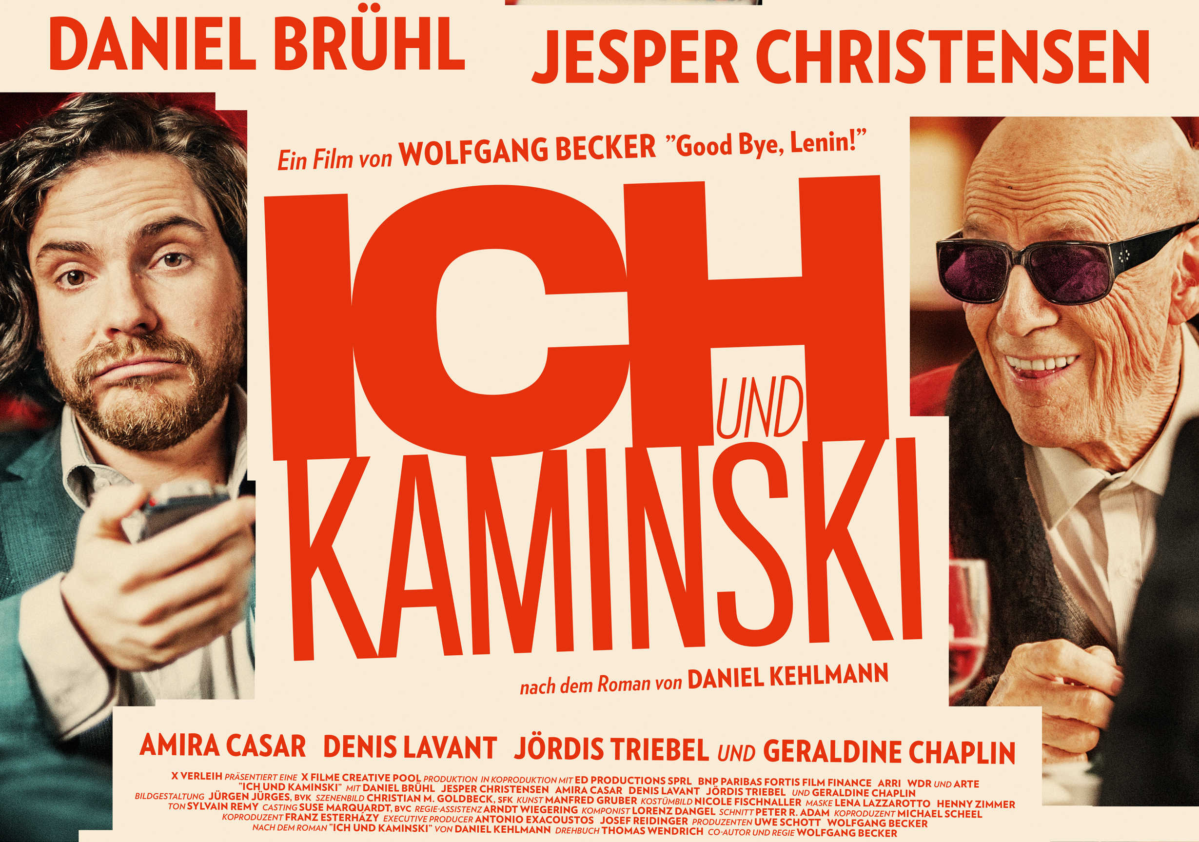 Me and Kaminski (movie) by Goethe-Zentrum