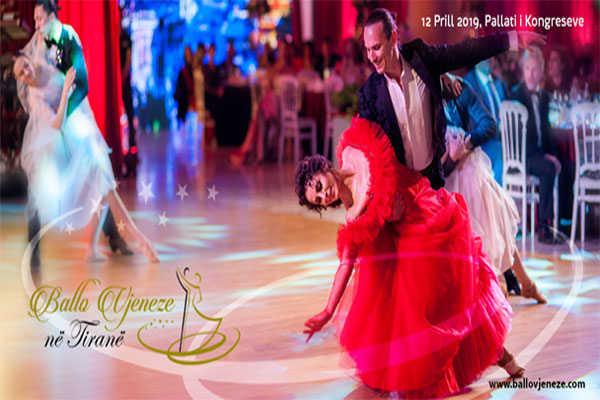 Viennese Ball 2019 in Tirana II Edition, events in Tirana, activities in Tirana