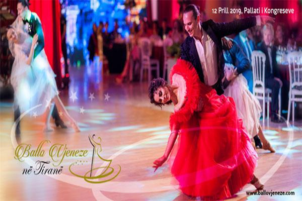 Ballo Vjeneze 2019 në Tiranë - Edicioni II, evente ne Tirane, aktivitete ne Tirane