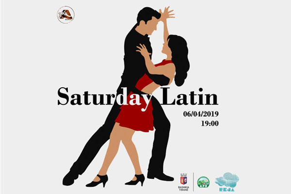Saturday Latin Night at Reja in Tirana