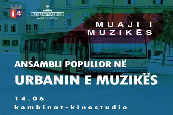 Ansambli Popullor në urbanin e muzikës