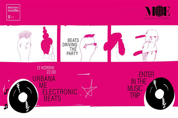 Urbana with Electronic Beats