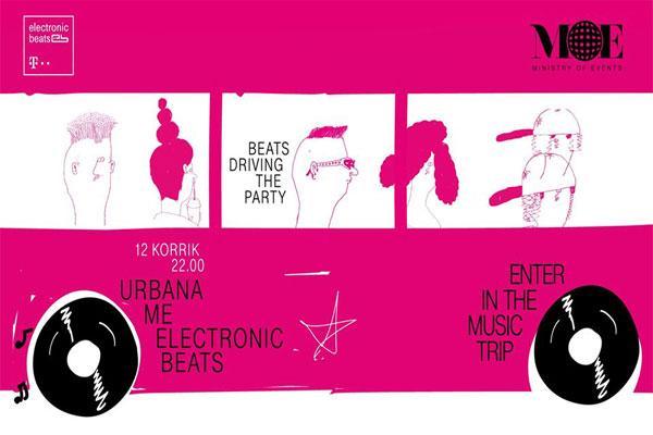 Urbana me Electronic Beats
