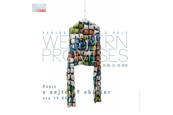 Western Promises- exhibition at COD Center Tirana