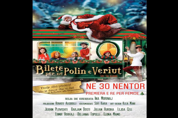 Tickets to the North Pole