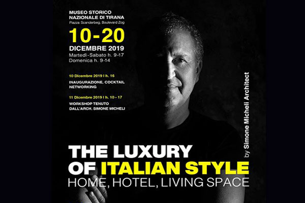 The luxury of Italian Style
