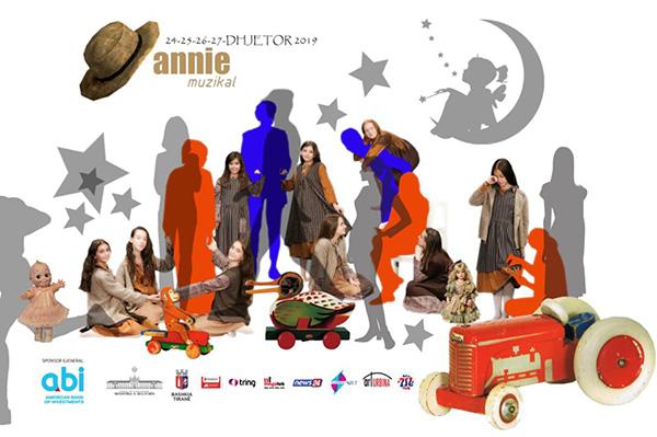 The Musical - Annie