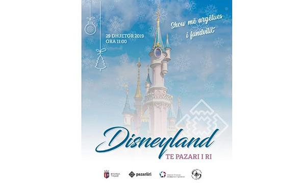 DisneyLand Show - New Bazaar